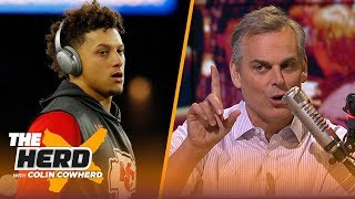 Colin Cowherd makes his five best pro football picks for this week'...