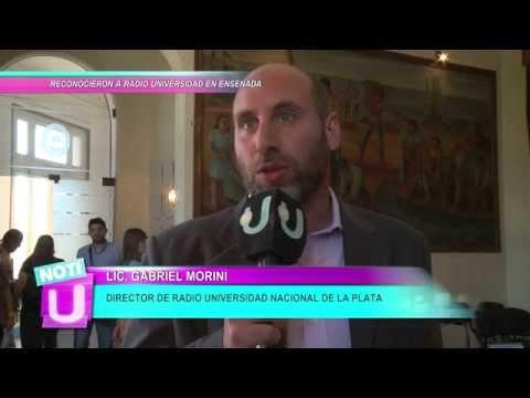 Noticias TV Universidad - Reconocimiento a Radio U en Ensenada