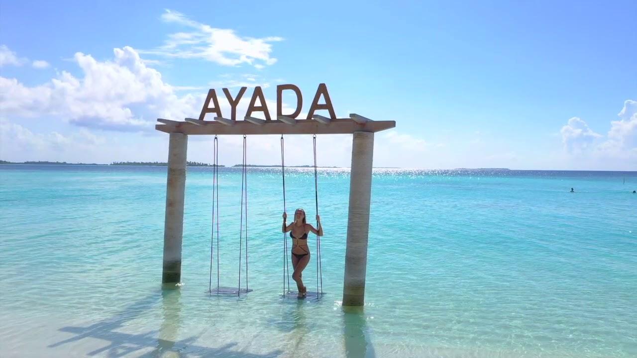 Ayada Maldives - Tropical Luxury Island