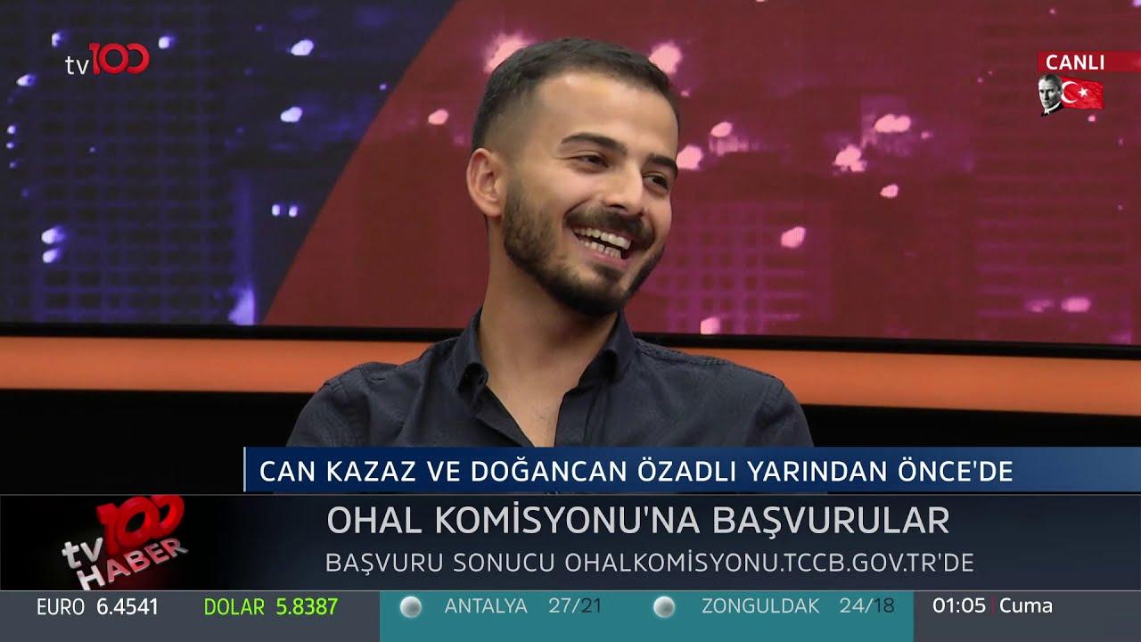 Can Kazaz ve DJ Doğancan - Hilal Ergenekon ile Yarından Önce | 29 Ağustos 2019