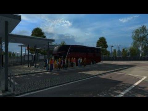 ★ Euro Truck Simulator 2 ★ Восточный Экспресс V 10.3 (Курган - Челябинск)