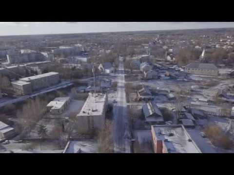 Приграничный городок Пыталово  часть 1
