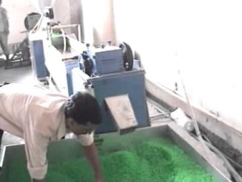 pvc grannual (dana) machine - NITIN MECHANICAL WORKS PVT LTD