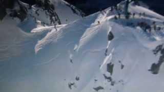 Christophe CHARLET Chamonix Mont-Blanc Snowboarders