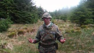 Airsoft L96 vs Dragunov from 60m