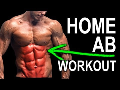 Six Pack Abs Workout (NO GYM EQUIPMENT!)