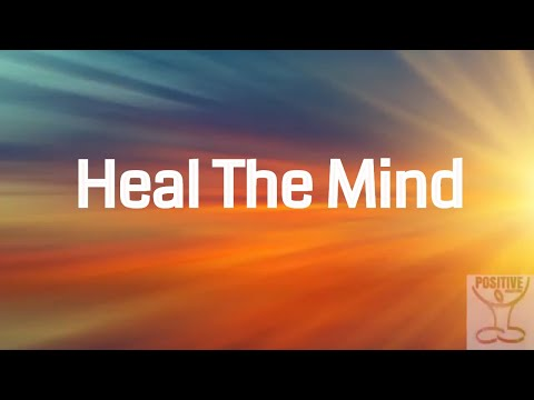 Healing The Mind - 10 Minute Guided Meditation for Positive Serenity Peace Love Affirmations Calm