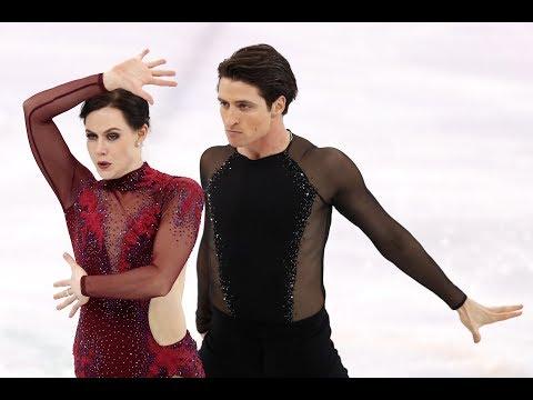 Tessa Virtue and Scott Moir's Free Dance in Team Figure Skating   Pyeongchang 2018