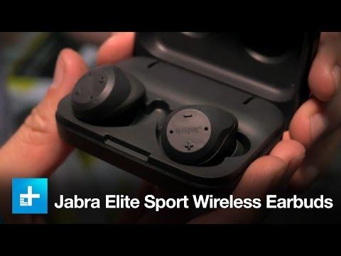 Jabra Elite Sport Wireless Earbuds - Hands On - IFA 2016