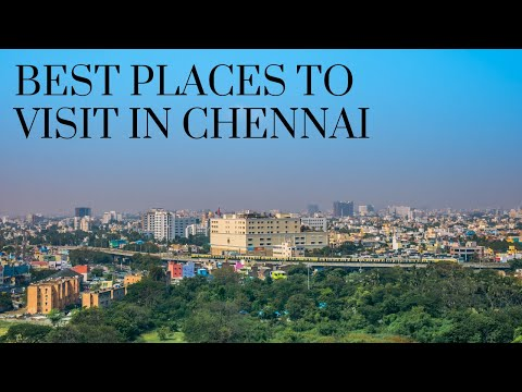 Best places to visit in Chennai | Travel with J | Just Travel