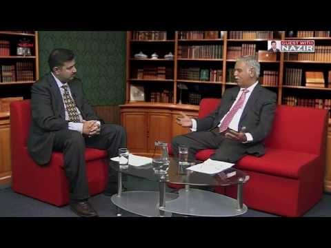 Guest with Nazir  -   By Sheffield Live TV