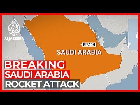Rockets intercepted over Saudi capital Riyadh, Jazan: State media