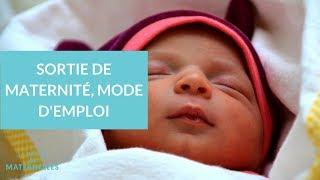 Sortie de maternité : mode d'emploi - La Maison des maternelles #LMDM