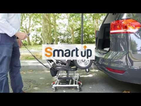 SmartUp, Chargez Votre SmartChair Sans Effort