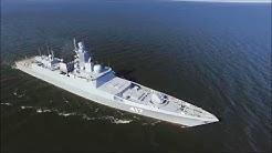 Russia Navy - Admiral Gorshkov Class Frigate [480p]
