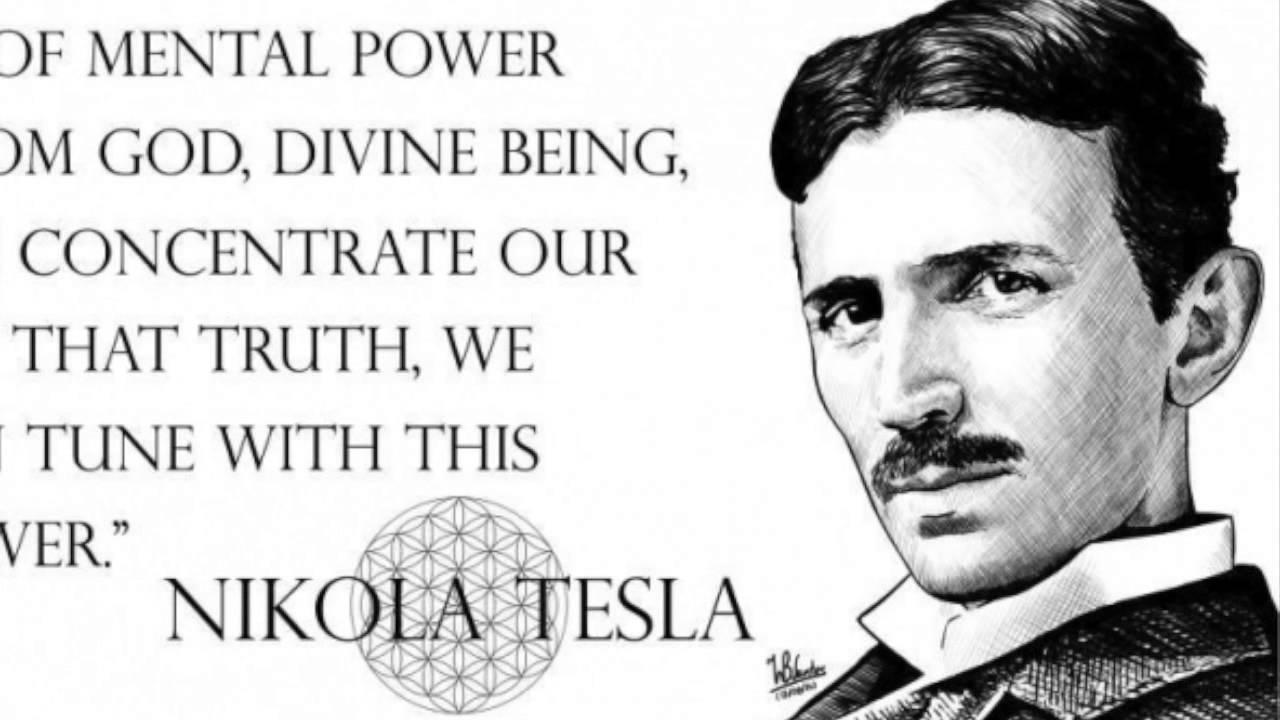 Channeling Nikola Tesla Youtube