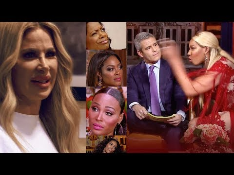 Not Shock: Andy Cohen Feels Bad For Kim Zolciak & Sad He Should've Walked Off The Reunion Stage…