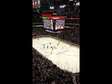 Wild 2nd goal celebration. Let's go crazy.