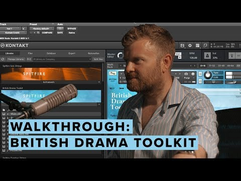 Walkthrough: British Drama Toolkit