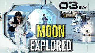 MOON (2009) Earth's Bleak Future EXPLORED