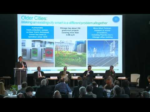 Technology and Sustainability: 2011 Evergreen Brick Works Forum Panel