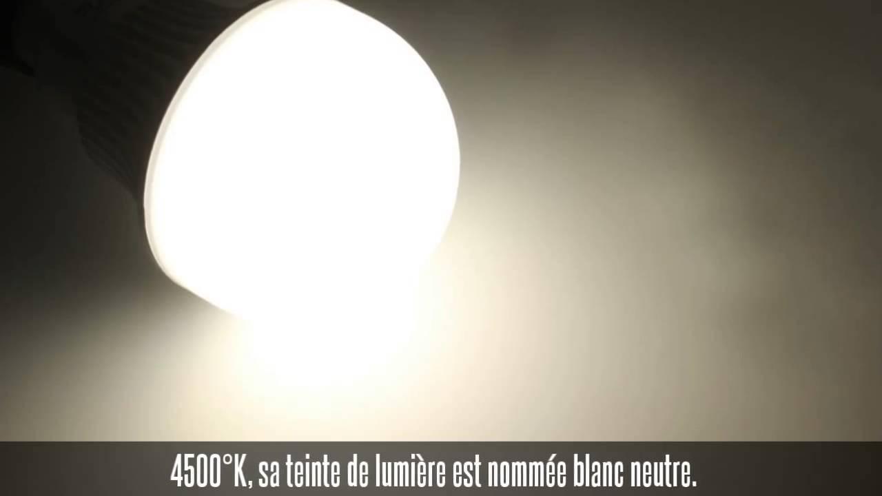 ampoule led industrielle e27 30w blanc neutre youtube. Black Bedroom Furniture Sets. Home Design Ideas