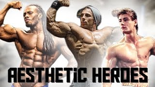 Bodybuilding motivation - AESTHETIC HEROES