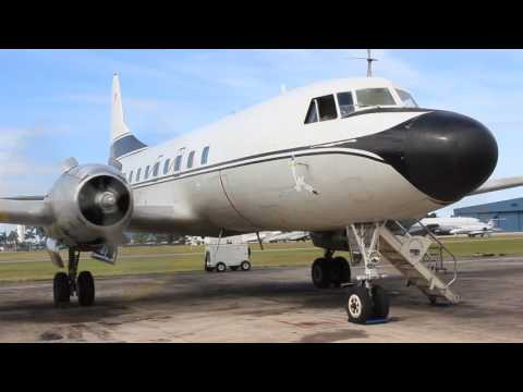 Conquest Air Cargo C-131 action - Part-2