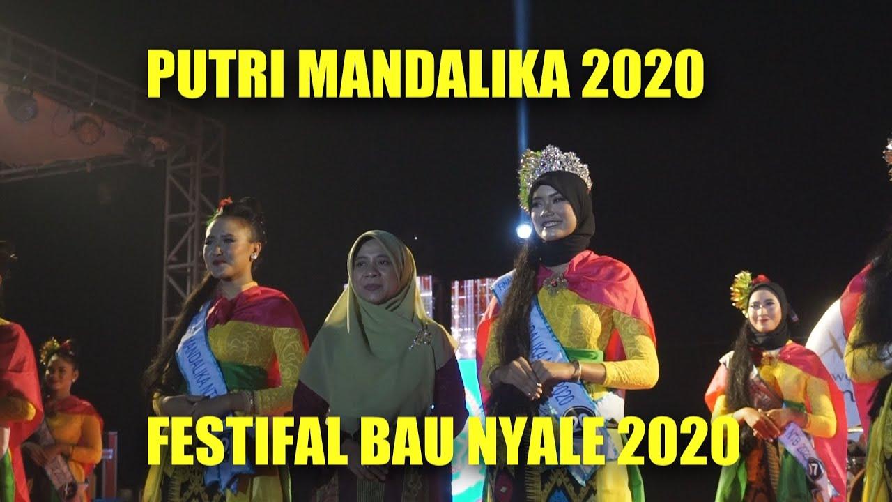 KEPOIN YUK SECANTIK APA SIH PUTRI MANDALIKA DI FESTIVAL ...