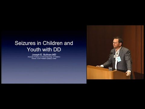 Seizures in Children and Youth with Development Disabilities