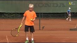 Das 40. Jüngsten-Tennisturnier in Lippe