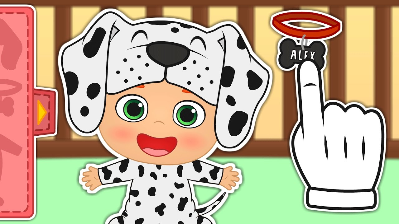 baby-puppies-gameplay-with-alex-and-lily-as-dog-puppies-baby-cartoons-gameplays