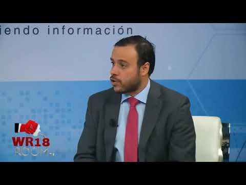 Carlos Gutierrez War Room, transmitido el 22 enero 2018