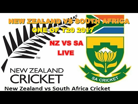 New Zealand vs South Africa t20 Live Scores 2017-Live Streaming