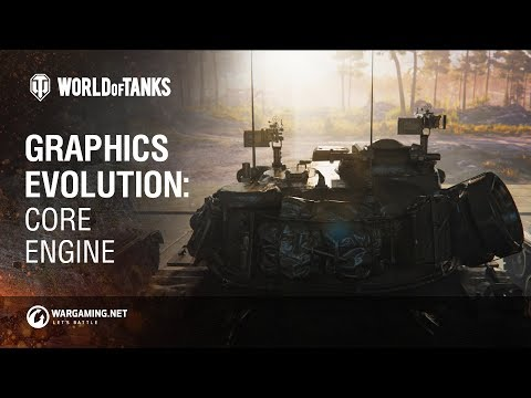 Developer Diaries — Graphics Evolution: Core Engine