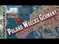 World Conqueror 4 | Poland 1939 #1; Alternate History Poland Wrecks Germany