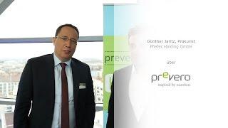 prevero Fan-Video: Günther Jaritz, Pfeifer Holding GmbH - spricht über Controlling-Tool