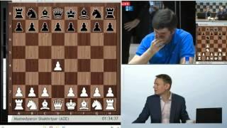 Jan Gustafsson kommentiert das Viertelfinale des Schach Weltpokals live