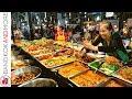 Pattaya Night Market   Thai Street Food 2020