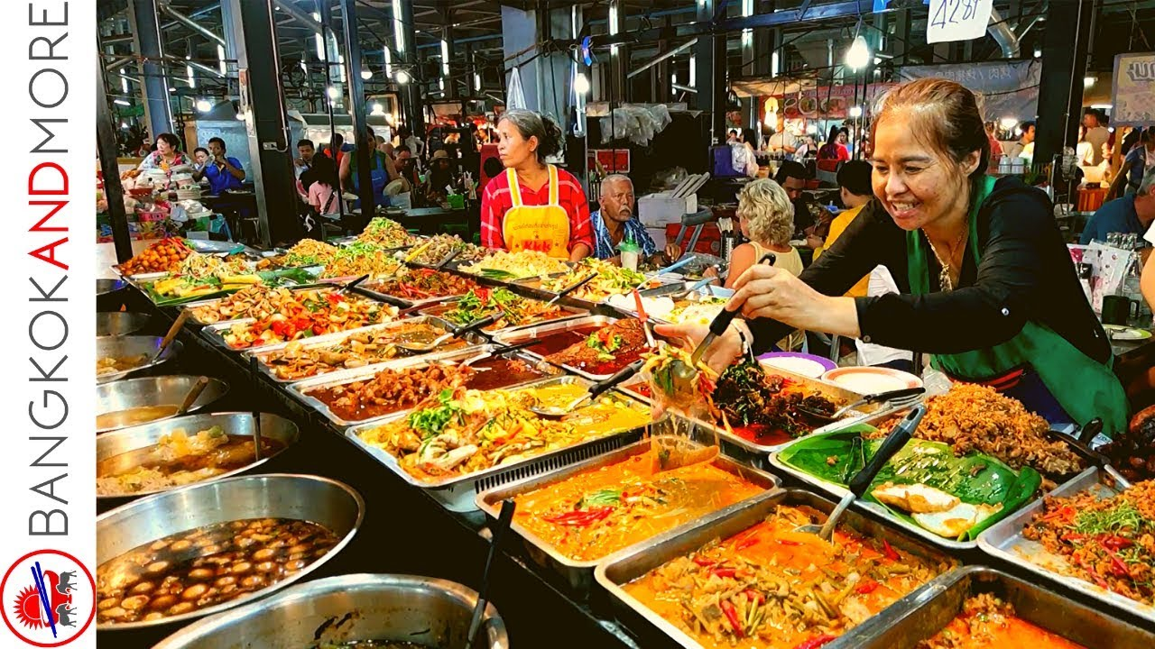 Pattaya Night Market | Thai Street Food 2020