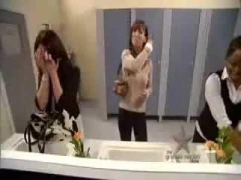 A Camera Put In The Girls Bathroom