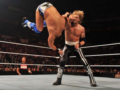 Raw: Edge vs. The Miz