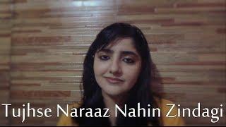 Tujhse Naraaz Nahin Zindagi (Masoom) Cover by Nehha Naresh