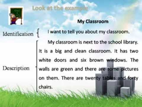 Language Learning Descriptive Text Mpg Youtube