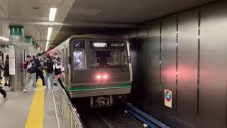 大阪メトロ中央線 24系24604Fリニューアル車 本町