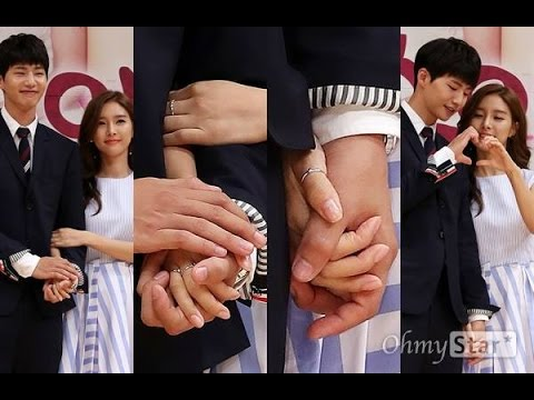 [Vietsub] {26.08.2016} Kim So Eun 김소은 & Song Jae Rim 송재림 At The Press Conference Our Gap Soon 우리 갑순이