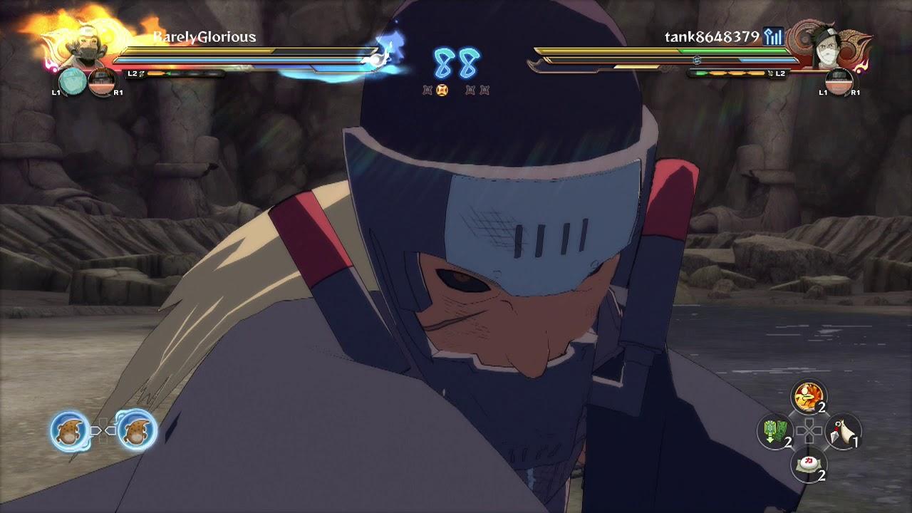【NUNS4】 Online Battle #89 | Naruto Shippuden Ultimate Ninja Storm 4 Multiplayer (Ranked) PS4【NSUNS4】