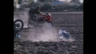 rare Kawasaki GPZ 1100 / 750 uni-trak und Z1000 Z1-R in movie
