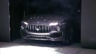 Maserati Levante SUV - Anteprima stampa al Salone di Ginevra 2016