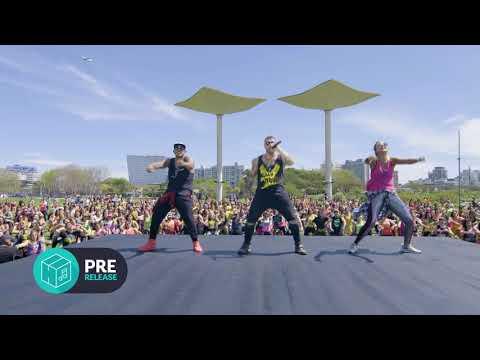 New Choreography To Reggaeton Jam 'Hipnotizame'